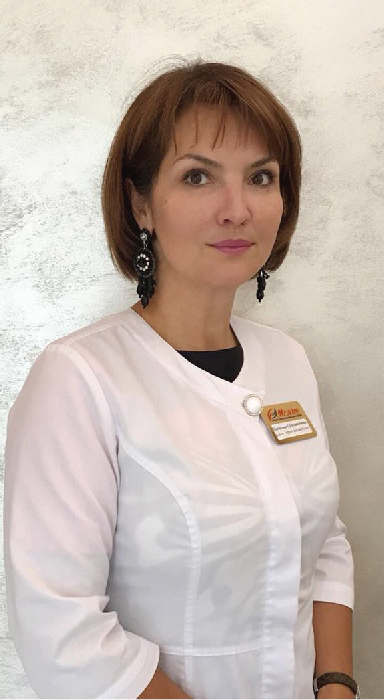 Dr. Natalya Ismailova
