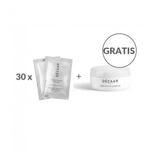 Promocja Decaar Puder ziołowy + Deep Phyto Peeling GRATIS